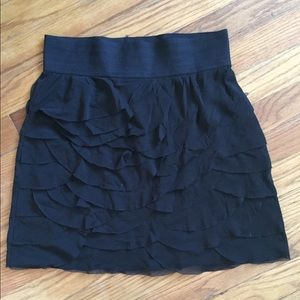 Express Scalloped Skirt